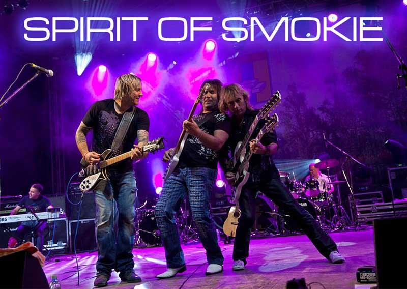 Spirit of Smokie live im Stadttheater
