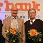 vr bank Südthüringen und Raiffeisenbank Schleusingen fusionieren