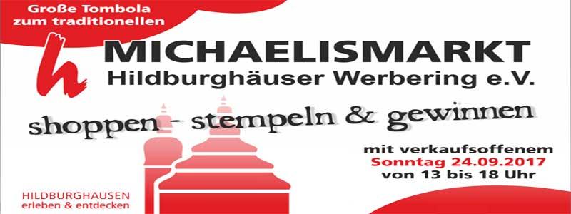 Die Gewinner der großen Tombola zum traditionellen Michaelismarkt 2017