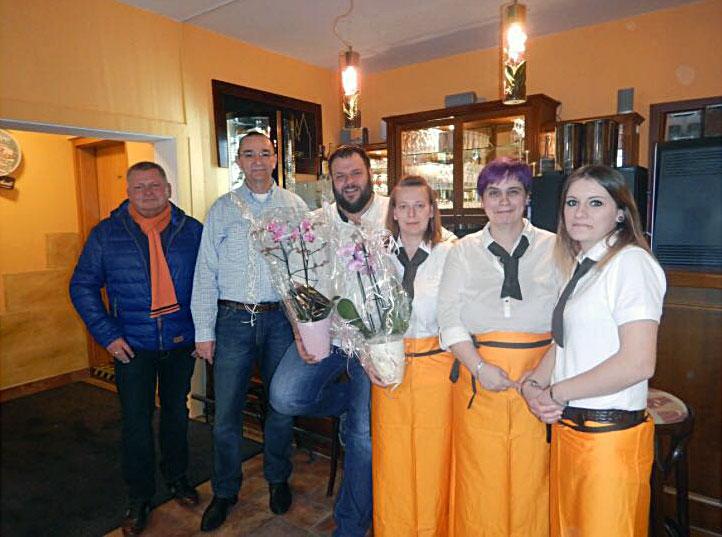 Neueröffnung Stadtcafé in Hildburghausen