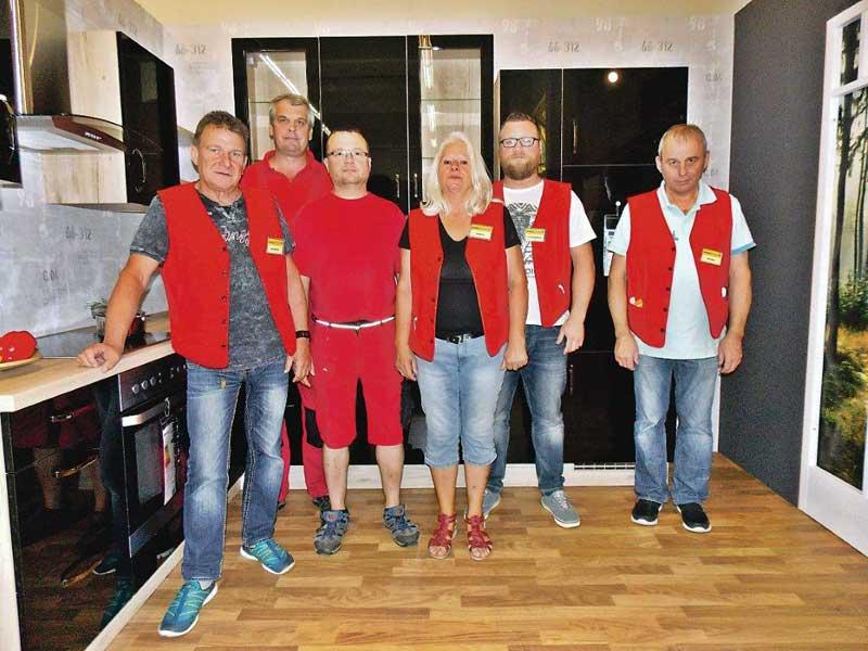 25 Jahre MÖBELPIRATEN in Hildburghausen